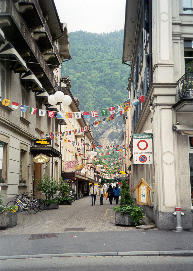 Towns in Switzerland - Lucas Pereira